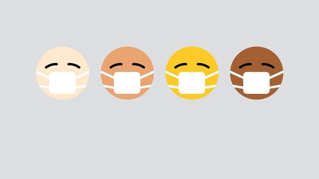 Corona-Auswirkungen im Netz: Mehr traurige und kranke Emojis
