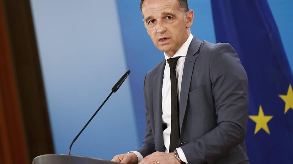 Vor Libyen-Konferenz: Maas fordert Abzug ausländischer Kämpfer