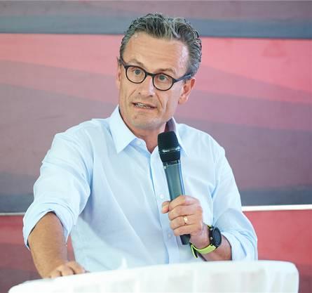 Matthias Remund, Chef des Bundesamtes für Sport: «Es geht darum, dass der Sport nicht zum Tummelfeld der internationalen Kriminalität wird.»