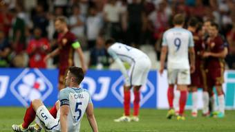 England 1:0 Russland