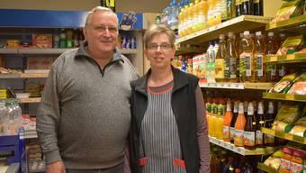 Der Geschäftsgang ist ein Grund, weshalb Thomas und Ruth Müller ihren Dorfladen Ende Jahr schliessen.