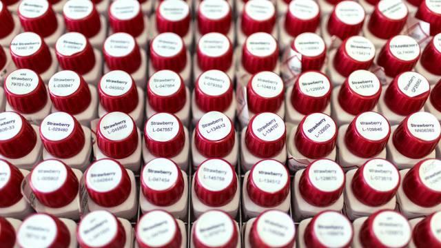 Aromastoffe in einem Givaudan-Labor (Archiv)
