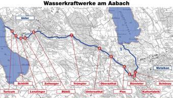 Zwölf Kraftwerke aus dem 19. Jahrhundert sollen erhalten bleiben – weil sie zur Geschichte des Kantons gehören.