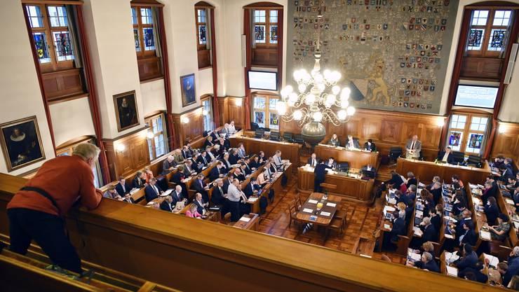 Die wöchentlichen Sitzungen des Zürcher Kantonsrats sind öffentlich. Online-Liveübertragungen wie in anderen Kantonen gibt es aber noch nicht.