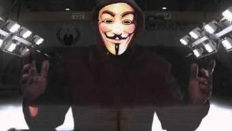 Anonymous Schweiz bedroht in einer Videobotschaft die Stadt Lausanne mit einer Cyberattacke.