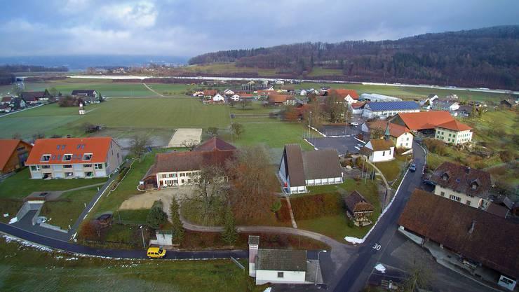 Das Pro Kopf-Vermögen in Boningen beträgt neu noch 854 Franken.