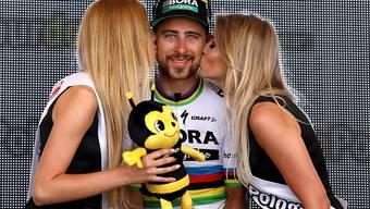 Peter Sagan sicherte sich in Krakau den Sieg bei der 1. Etappe der Polen-Rundfahrt