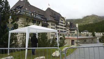 Bilderberg-Tagung in St. Moritz