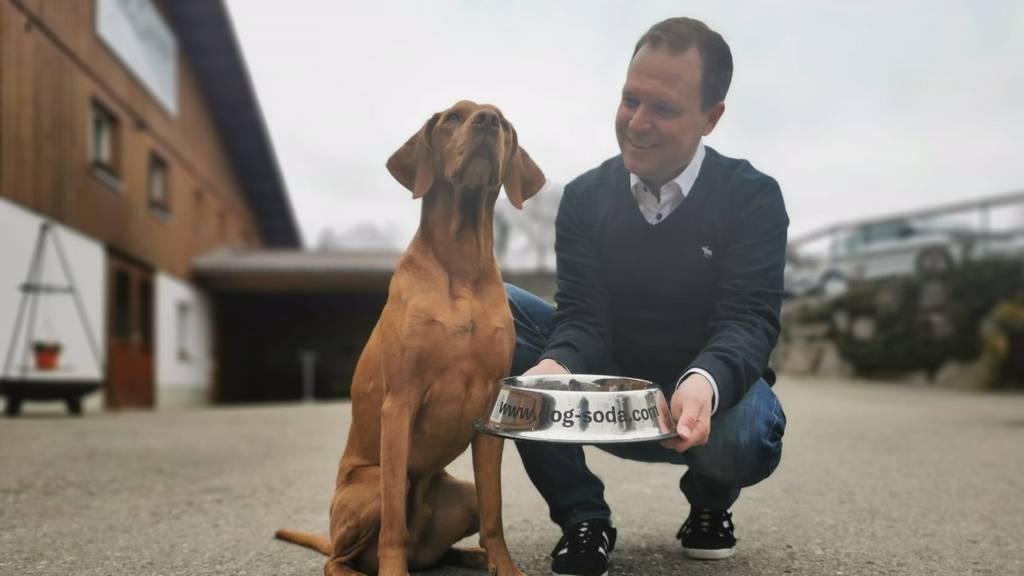 Ostschweizer erfinden Brausepulver für Hunde