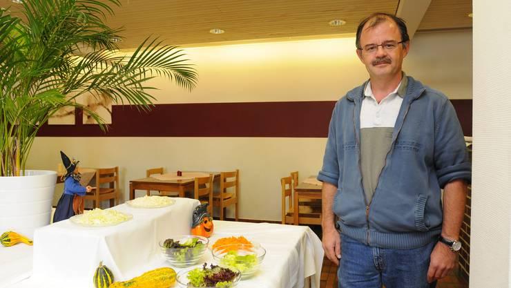 Wirt Rolf Meier hört auf