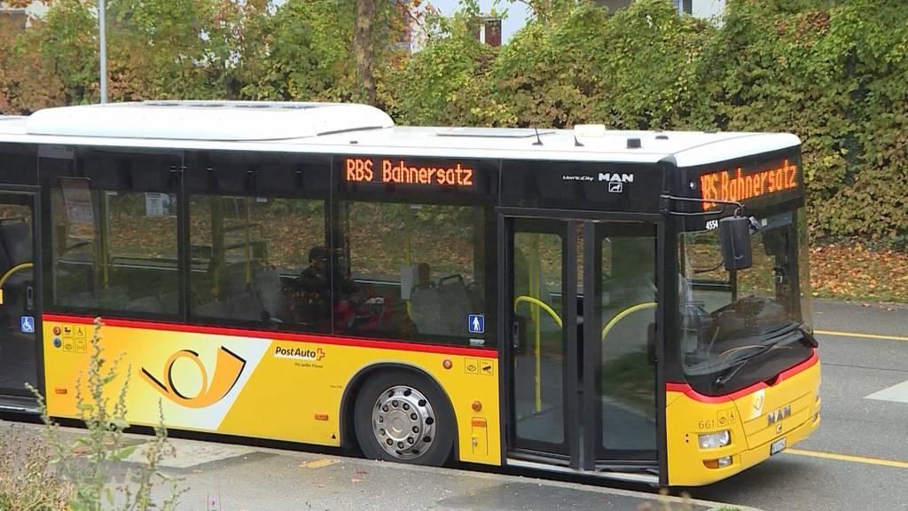 Rund 50 Prozent der Busfahrer sind im Job gestresst