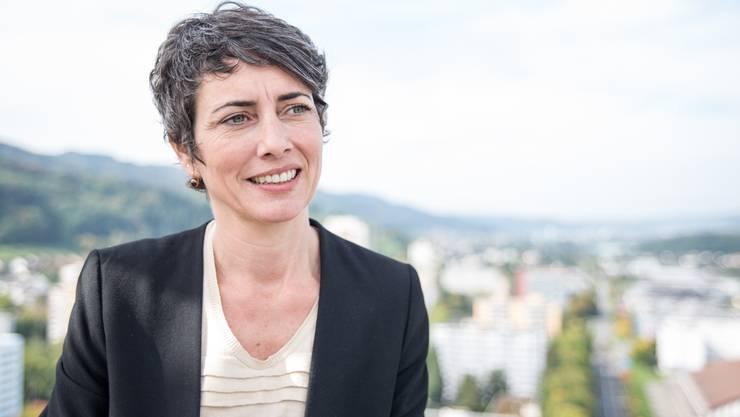 Jasmina Ritz, «Limmatstadt»-Geschäftsführerin