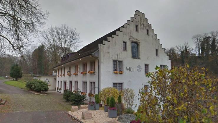 Das Restaurant Müli