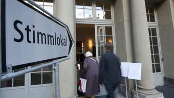 Bis zum 15. Dezember muss die Landeskanzlei die Wahlvorschläge noch prüfen und bereinigen (Symbolbild).