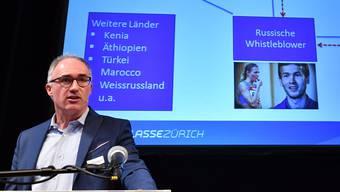Christoph Joho, der Co-Direktor von Weltklasse Zürich, ist eine der führenden Personen bei der Weiterentwicklung der Diamond League.