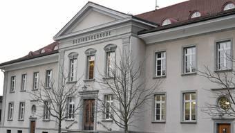 Hier im Bild: Das Bezirksgericht Bülach. (Archiv)
