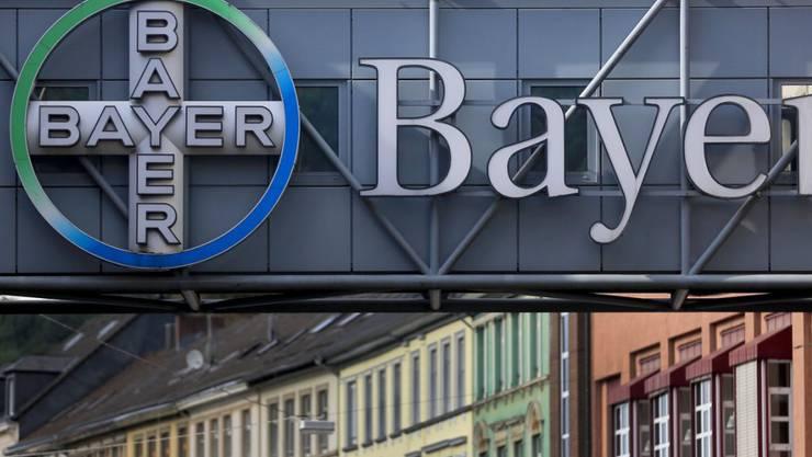 Die Übernahme des US-Saatgutkonzerns und Herbizidherstellers Monsanto hat Bayer im zweiten Quartal Schub gegeben. (Archiv)