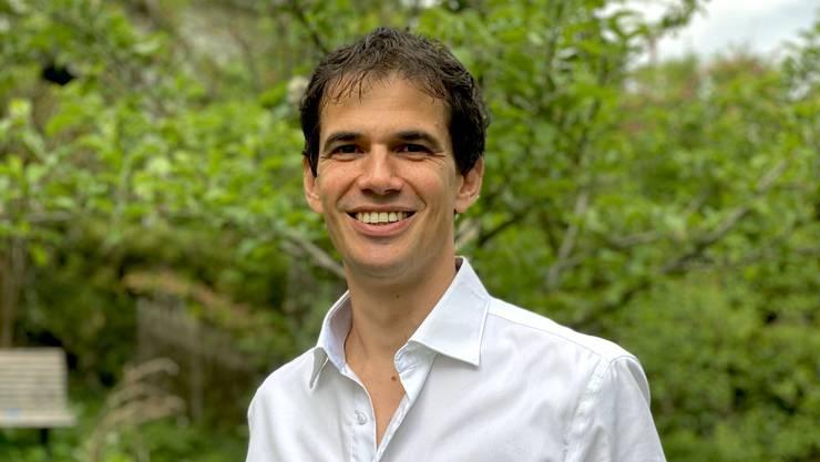 Benjamin Steiner kandidiert für den Badener Stadtrat.