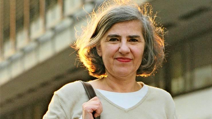 Barbara Honigmann lebt zurzeit in Lenzburg, Ende Januar erscheint ihr neuer Roman.