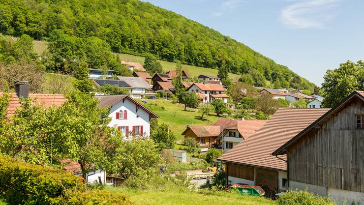 Das Budget der Gemeinde Mönthal schliesst im Minus.