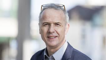 Arbeitet neu in Aesch: Bernhard Schmidt.