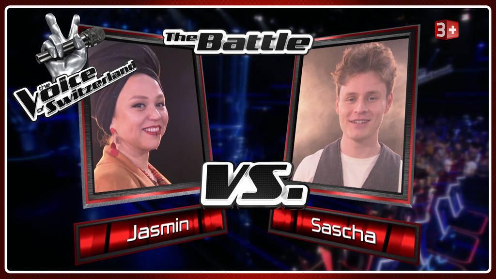 Staffel 1 - Folge 9 | Battle Jasmin vs Sascha