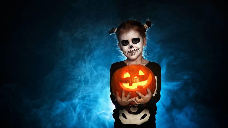 Am Samstag zu Halloween herrscht so mancherorts eine schaurige Atmosphäre.