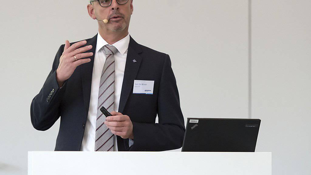 Der neue Konzernchef der Baloise-Gruppe, Gert De Winter, will im Herbst 2016 eine überarbeitete Strategie präsentieren.