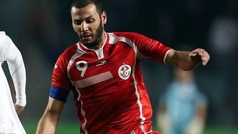 Yassine Chikhaoui avancierte zum Matchwinner für Tunesien