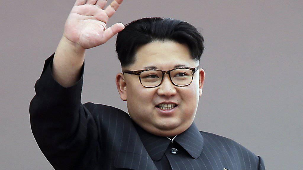 Das Regime von Nordkoreas Machthaber Kim Jong Un weiss die Sanktionen zu umgehen