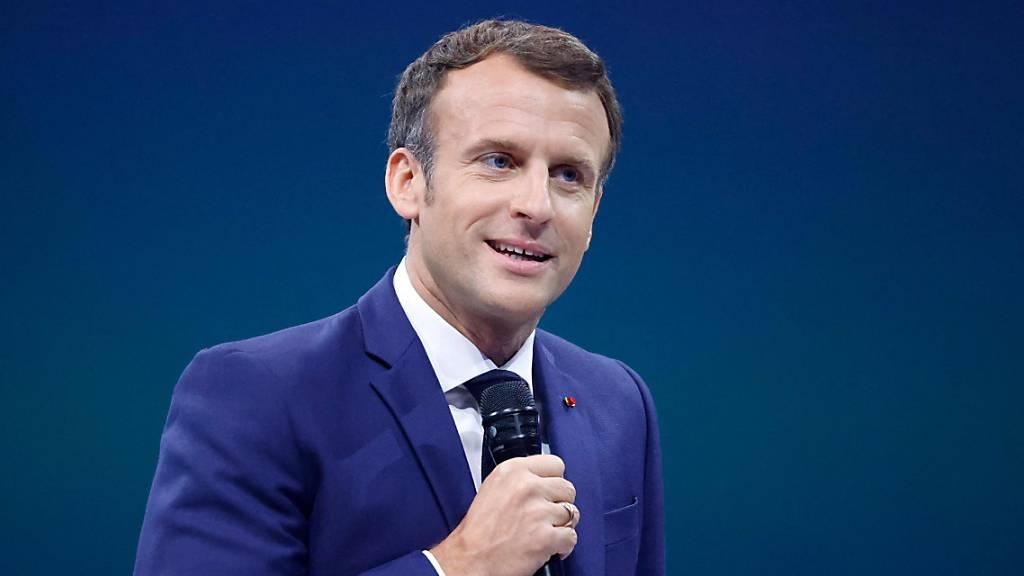 Macron: Corona-Pandemie trifft Frauen besonders hart