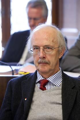 Kantonsrat Rudolf Hafner bleibt weiterhin skeptisch.