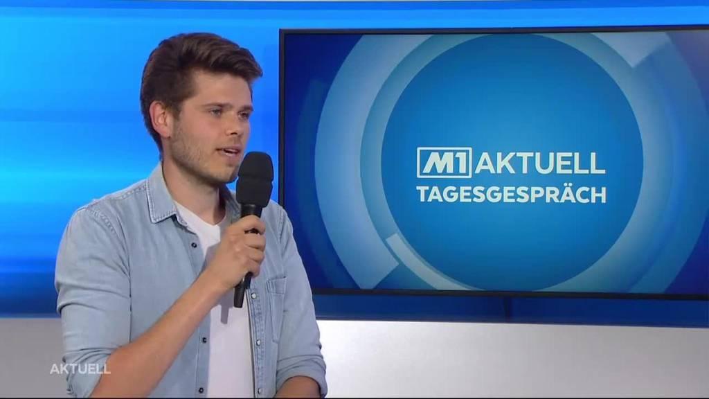 Rolf Schmid vom «Netzwerk Asyl» über weitere Asylbewerber im Aargau