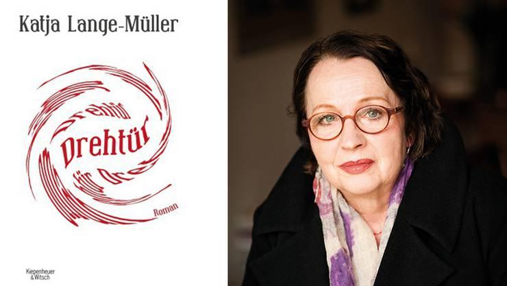 Katja Lange-Müller Drehtür. Roman, 216 Seiten. Kiepenheuer&Witsch, Köln, 2016.
