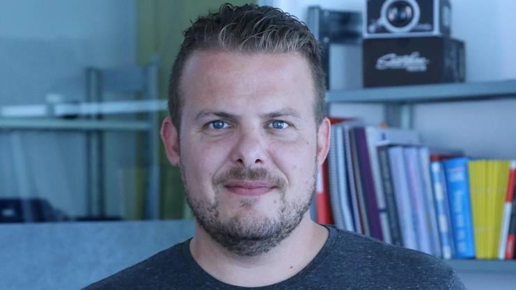Christoph Vecko, Projektleiter bei der Kantonalen Kinder- und Jugendförderung Okaj Zürich