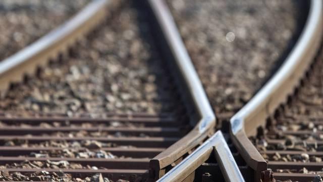 Im Bahnhof Maienfeld kam es zu einem tödlichen Unfall (Symbolbild)