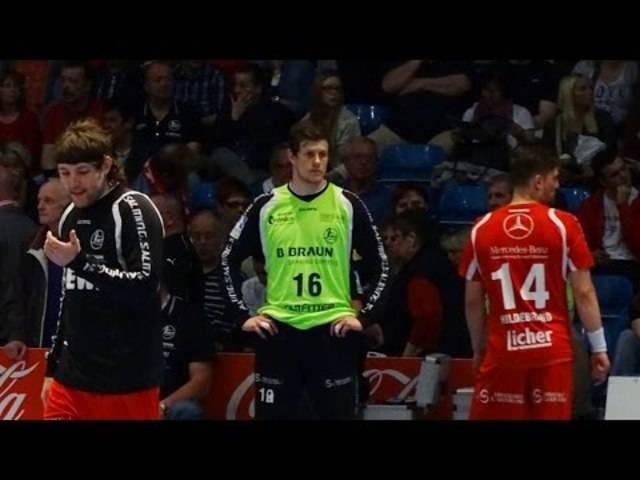 Best of Sebastian Ullrich bei der MT Melsungen - Saison 2014/2015