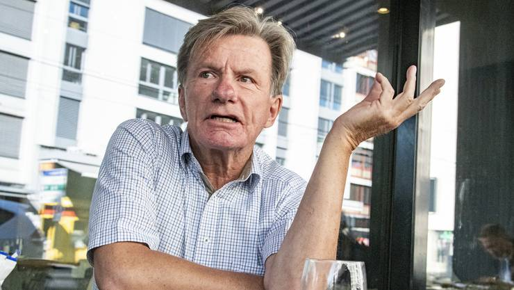 Urs Blindenbacher ist seit diesem Jahr im Ruhestand. Die freie Zeit investiert er in sein Festival.