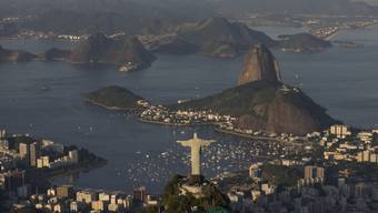 Der Countdown für Olympia in Rio de Janeiro läuft