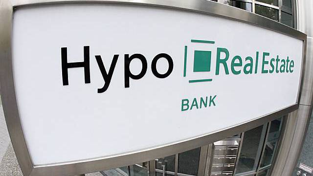 Sitz von Hypo Real Estate in München