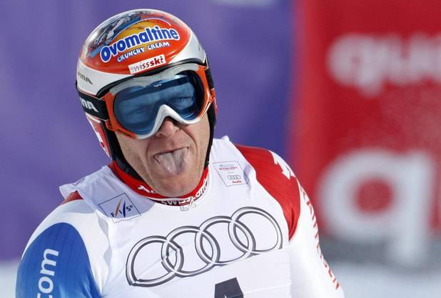 2009 in Val d'Isère: Didier Cuche (Super-G)