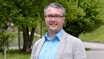 Remo Ankli soll im Regierungsrat den Sitz des nicht mehr antretenden Christian Wanner verteidigen.