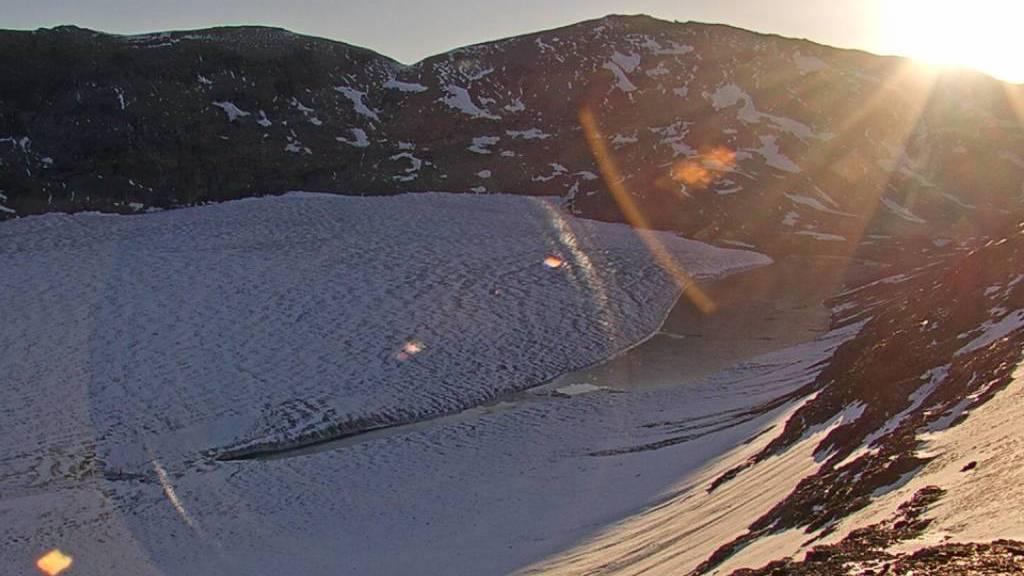 Auslaufender Gletschersee verursachte bislang keine Schäden