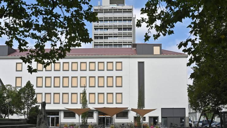 Das Haus der Museen wird im November neu eröffnet.