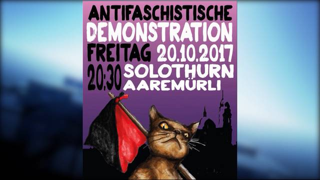 Antifa-Demo in Solothurn?