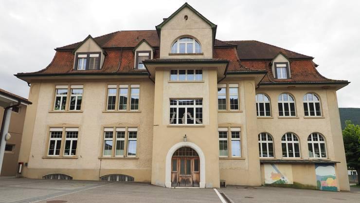 Über die gesamte Sanierung des Schulhauses soll die Gemeindeversammlung entscheiden.