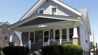In diesem Haus wohnte Wade Page: Der Tempel-Schütze tötete sich selbst (Symbolbild)