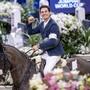 Steve Guerdat auf Alamo triumphierte am Grand Prix in Waregem