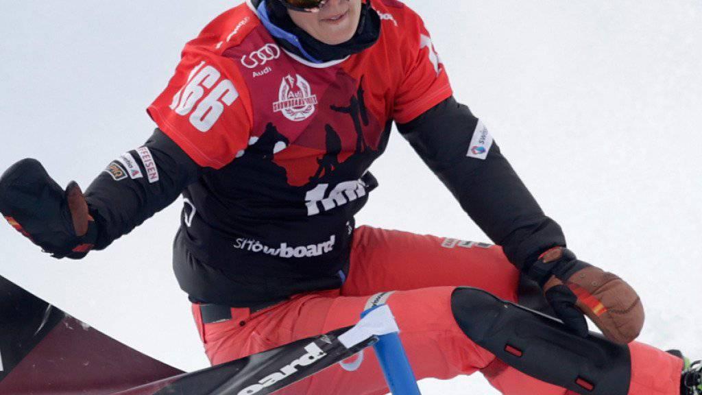 Snowboard-Olympiasiegerin Patrizia Kummer will im WM-Winter voll angreifen