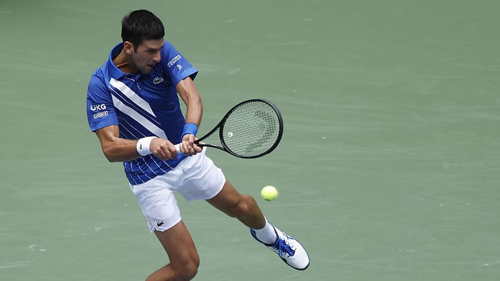 Novak Djokovic verlor gegen den Briten Kyle Edmund sein erstes Tiebreak des Jahres